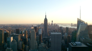 Empire State Building 'by day'