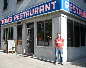 Seinfeld Diner