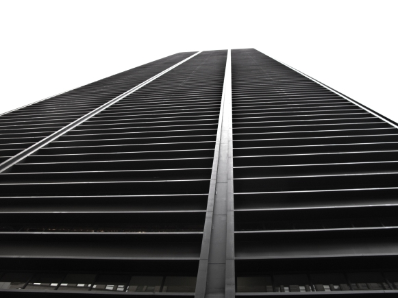 Up a Building