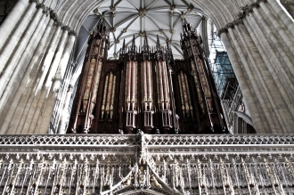 Now this is an organ!!!
