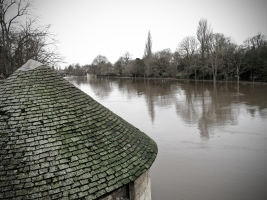 Flooded Ouse