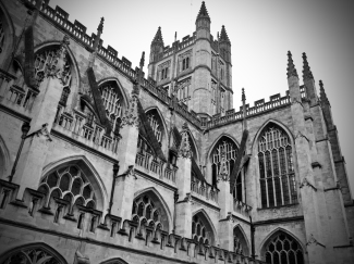 Bath - Abbey