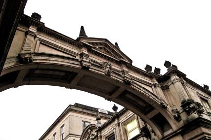 Bath - architecture