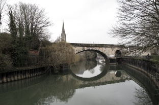 Bath - bridge