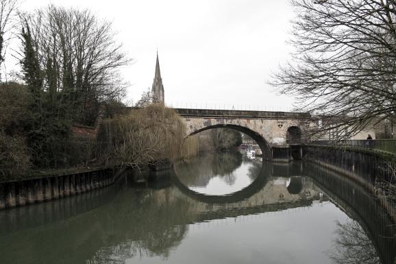 Bath - bridge