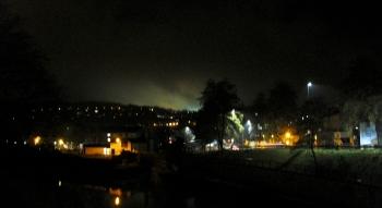Bath - at night