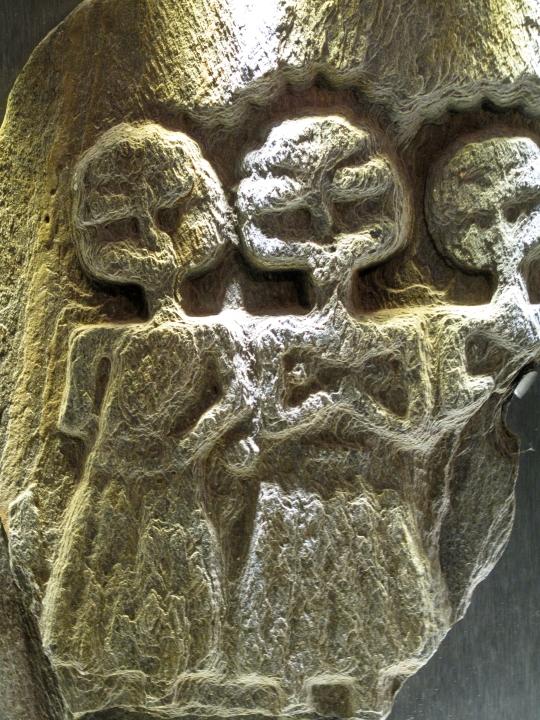 Bath - Roman carving