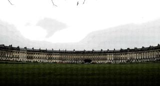 Bath - The Royal Crescent