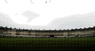 Bath - The Royal Crescent