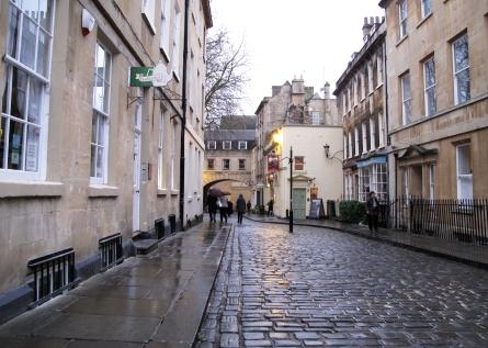 Bath - street