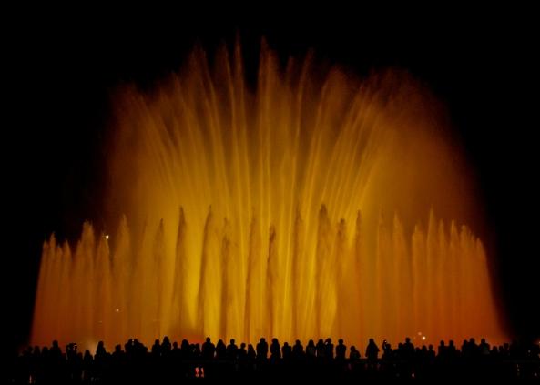 Font Magica Fountain
