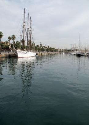 Rambla del Mar