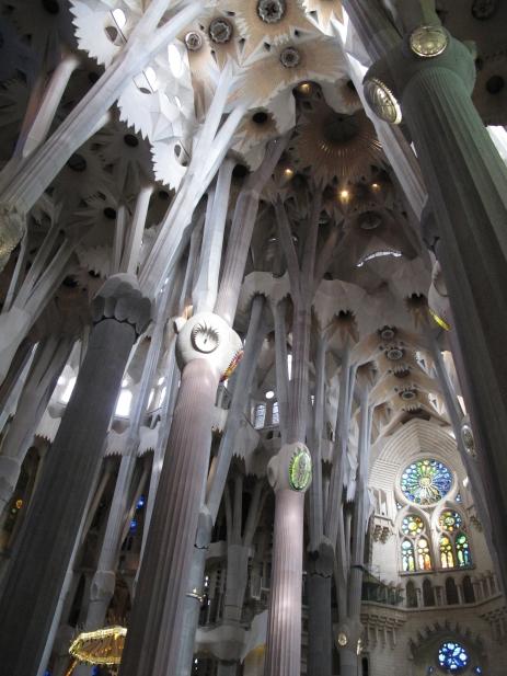 The Basílica i Temple Expiatori de la Sagrada Família