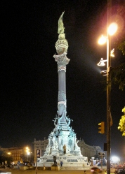 The Columbus Monument