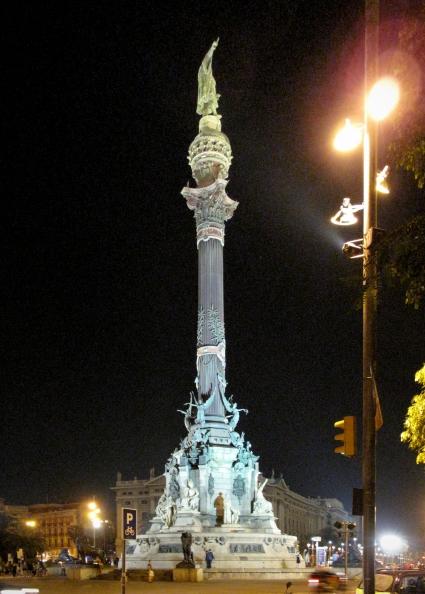 The Columbus Monument